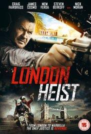Watch Free London Heist (2017)