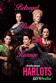 Watch Free Harlots (2017)