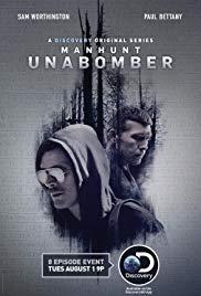 Watch Free Manhunt: Unabomber (2017)