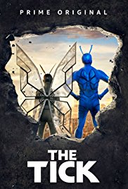 Watch Free The Tick (2017)